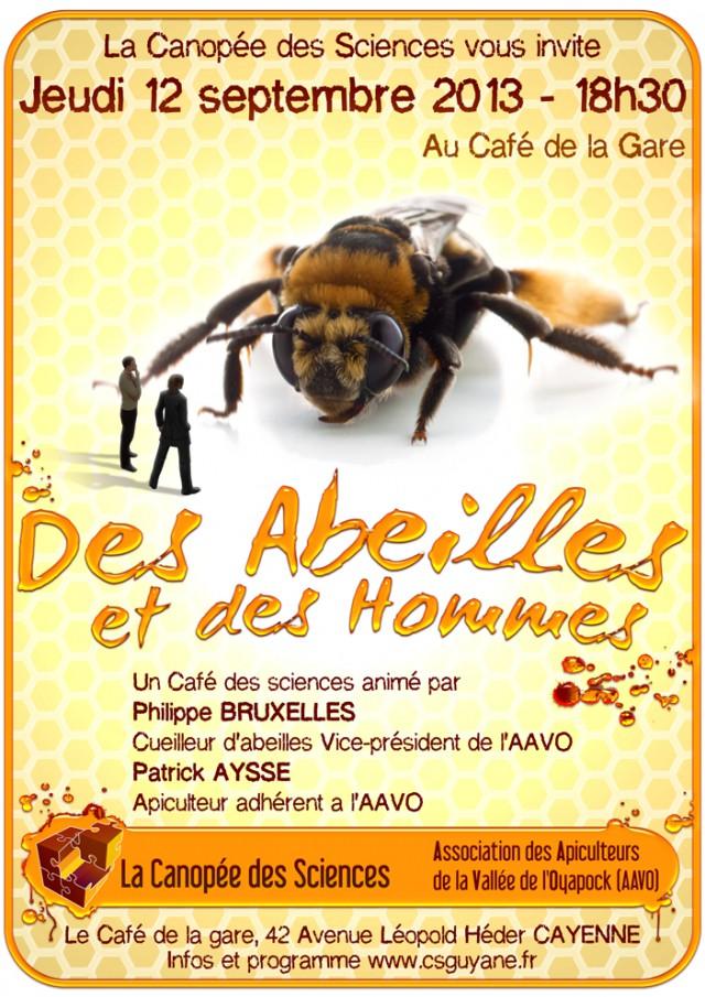 abeilles hommes