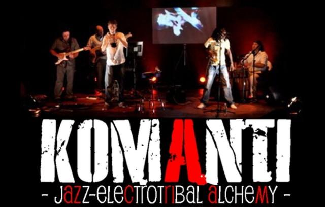 Komanti : révolte électro-Jazz de Guyane