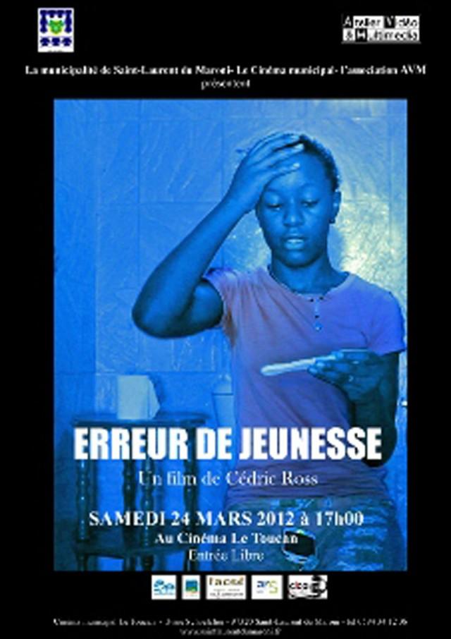 Cinéma : Erreur de jeunesse, avant première à St Laurent