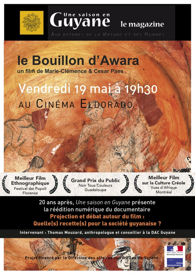 PROJECTION+DEBAT: LE BOUILLON D'AWARA