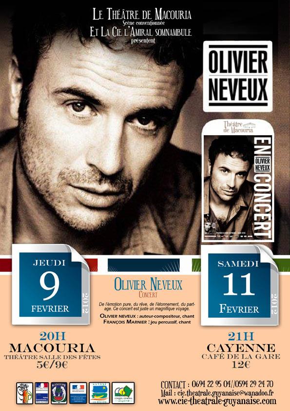 Concert Duo : Olivier Neveux et François Marnier