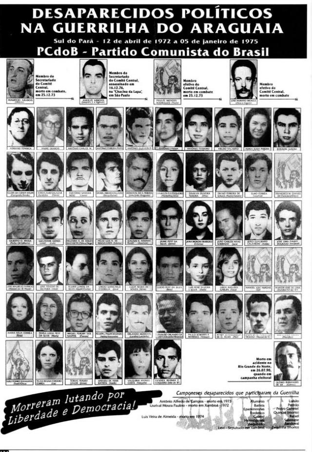 Le Brésil indemnise 14 Amérindiens:  victimes de la dictature