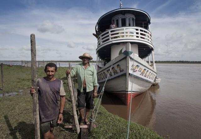AMAPÁ: Usurpation des terres, hécatombe de poissons et offensive contre l'hégémonie audiovisuelle