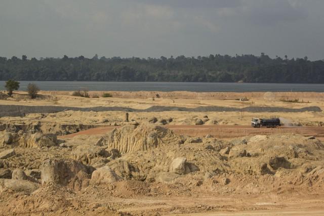 Amazonie: des barrages par centaines ou l'illusion d'une électricité verte