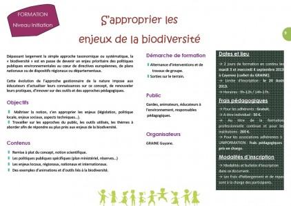 biodiversite