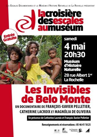 Le barrage de Belo Monte en vidéo