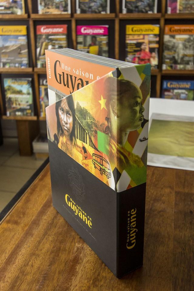 Coffret Une saison en Guyane : un beau cadeau pour découvrir une collection