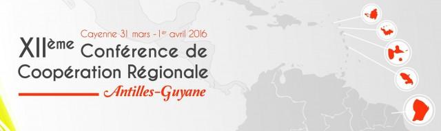 Conférence de Coopération Régionale de la zone Antilles – Guyane