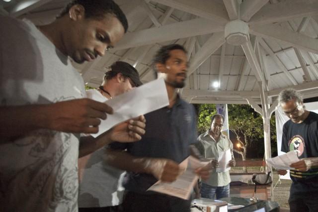 Creation du collectif Or Bleu contre Or Noir : déjà 200 signataires