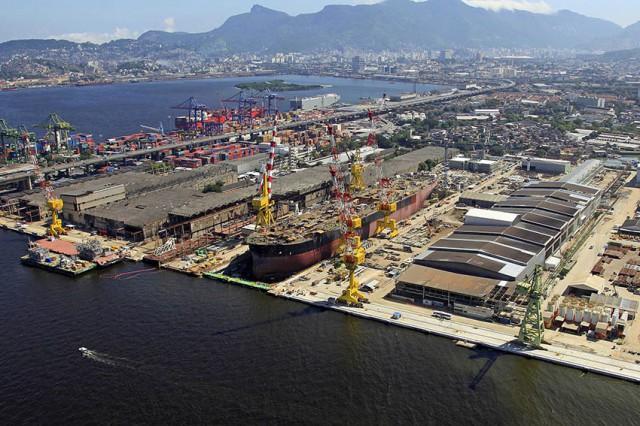La crise au Brésil : paralyse les grands chantiers