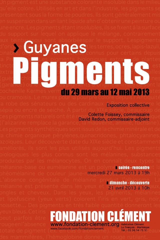 Pigment : une exposition d'artistes de Guyane en Martinique