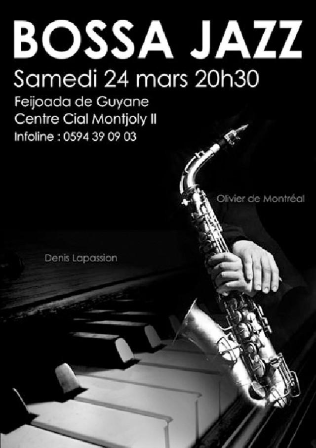 Musique Live : Duo Jazz Bossa à Montjoly