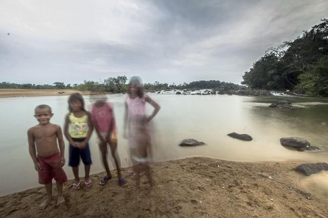 Du futur : des dernières tribus isolées de l'Amazonie