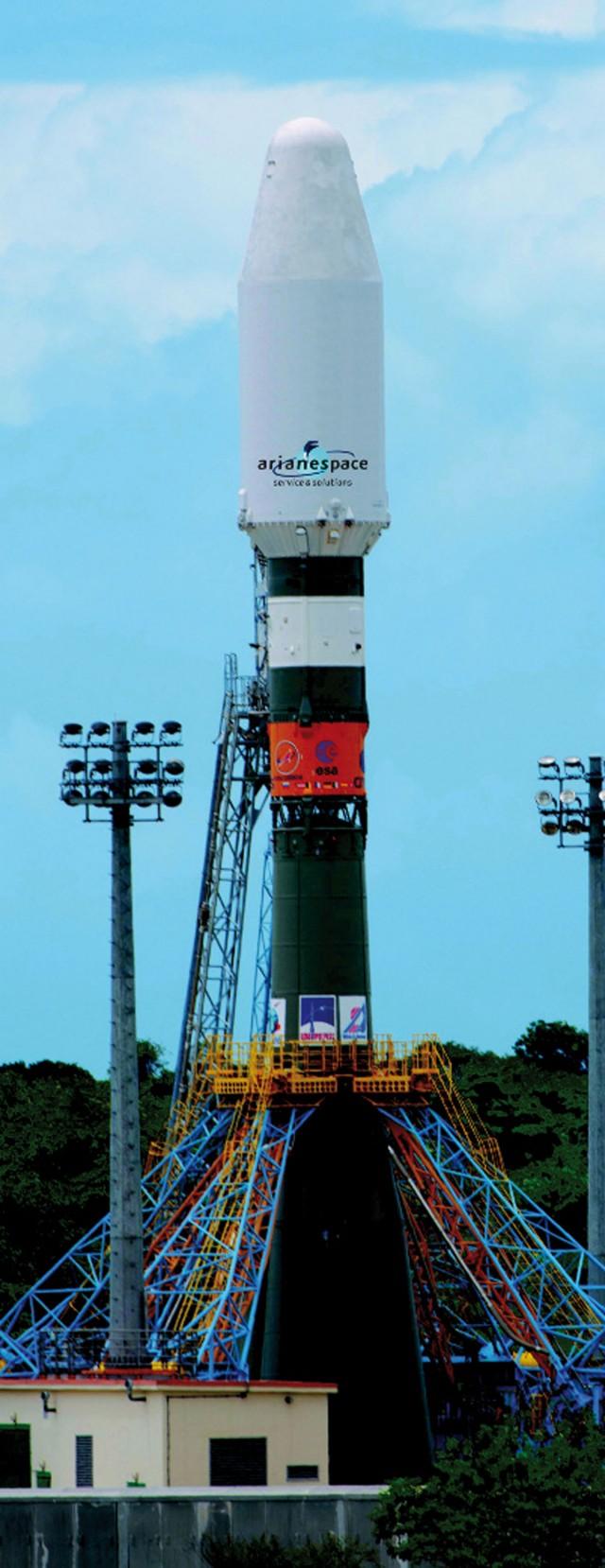 Soyuz : Un lancement pour l'histoire