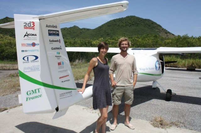 """IRD : """"Des ailes pour la sciences"""" est en Guyane!"""