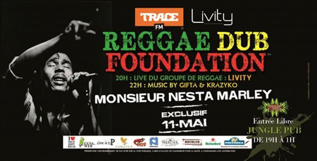 Musique Live & DJ's : Hommage à Bob Marley à Cayenne