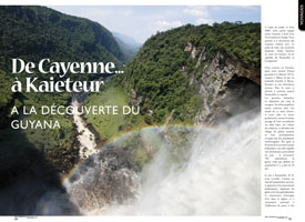From Cayenne to Kaieteur: Discovering the Republic of Guyana