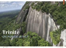 Trinité : an unspoilt world