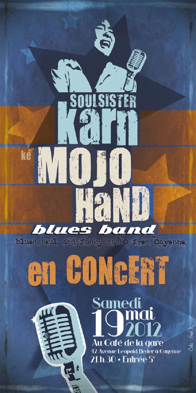 Musique Live : Blues, Soul, Funk & co à Cayenne