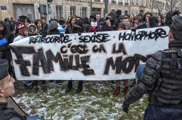 Mariage Gay : Contre manifestation le samedi 9 janvier à 16h