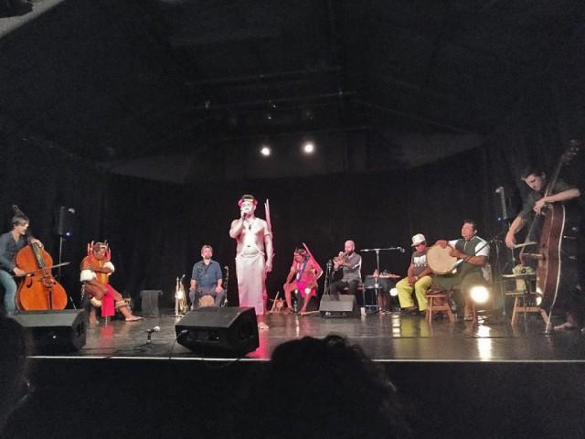Theatre de Macouria, vendredi 13 décembre: Spectacle « Oyapock »