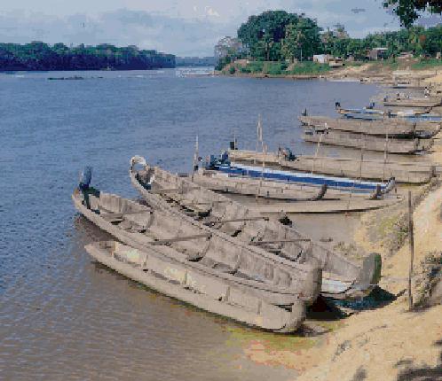 Invitation au forum des patrimoines culturels : sur les pirogues de Guyane