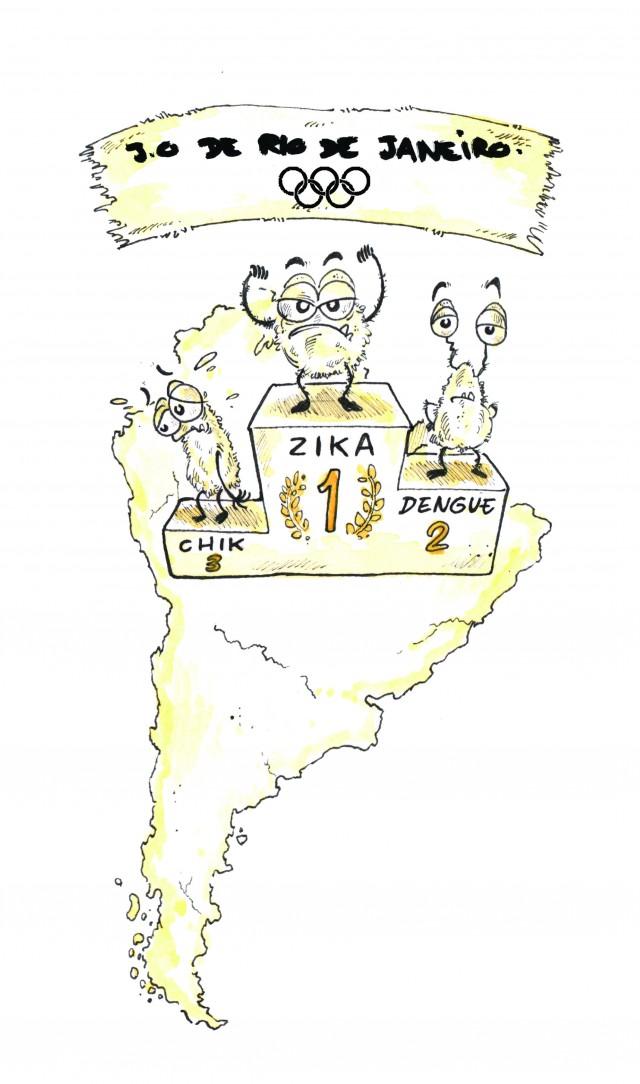 Doc lucho : Zika