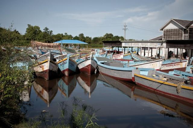 GUYANA : Les pirates sabordent la pêche artisanale