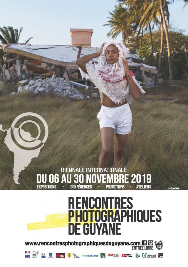 Rencontres photographiques de Guyane 2019 : programmation & expo !