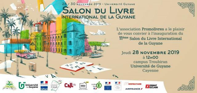 Salon du Livre de Guyane 2019 : Retrouvez Atelier Aymara sur son stand !