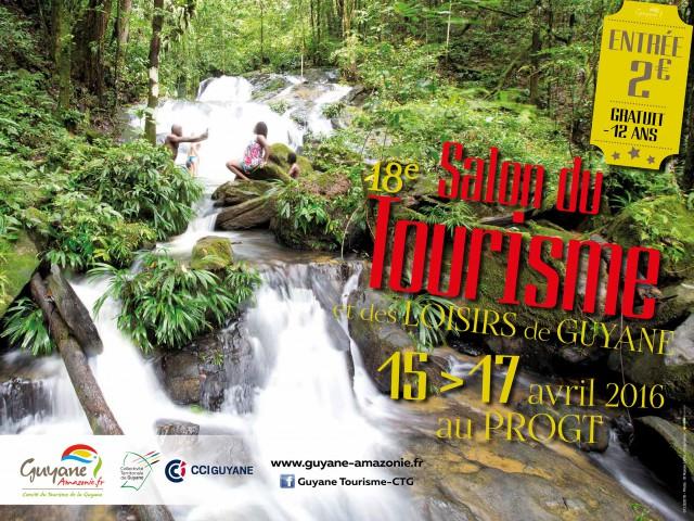 Stand Une saison en Guyane : au Salon du tourisme 2016