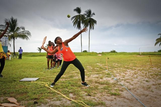 Des assos qui font avancer la Guyane : Papakaï & le slak-baal féminin