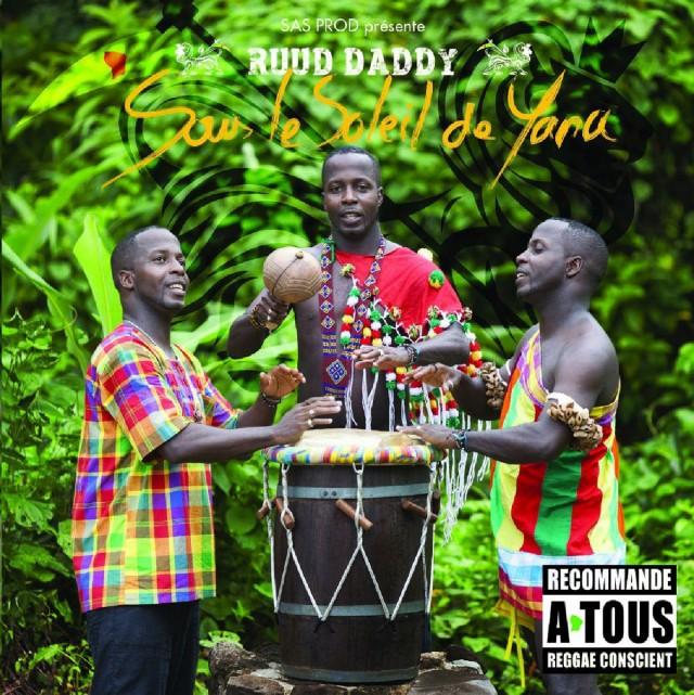 Sous la soleil de Yana : premier album de Ruud Daddy