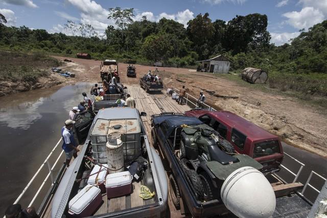 GUYANA  Le trafic international d'or : affecte du....rement l'économie guyanienne