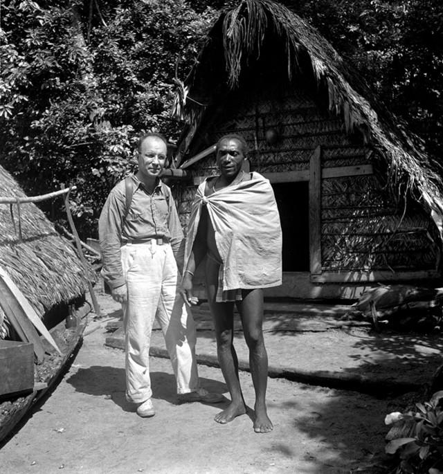 REGARD : Pierre Verger et Alfred Métraux, un regard au vitriol sur «une colonie continentale française sinistrée».,